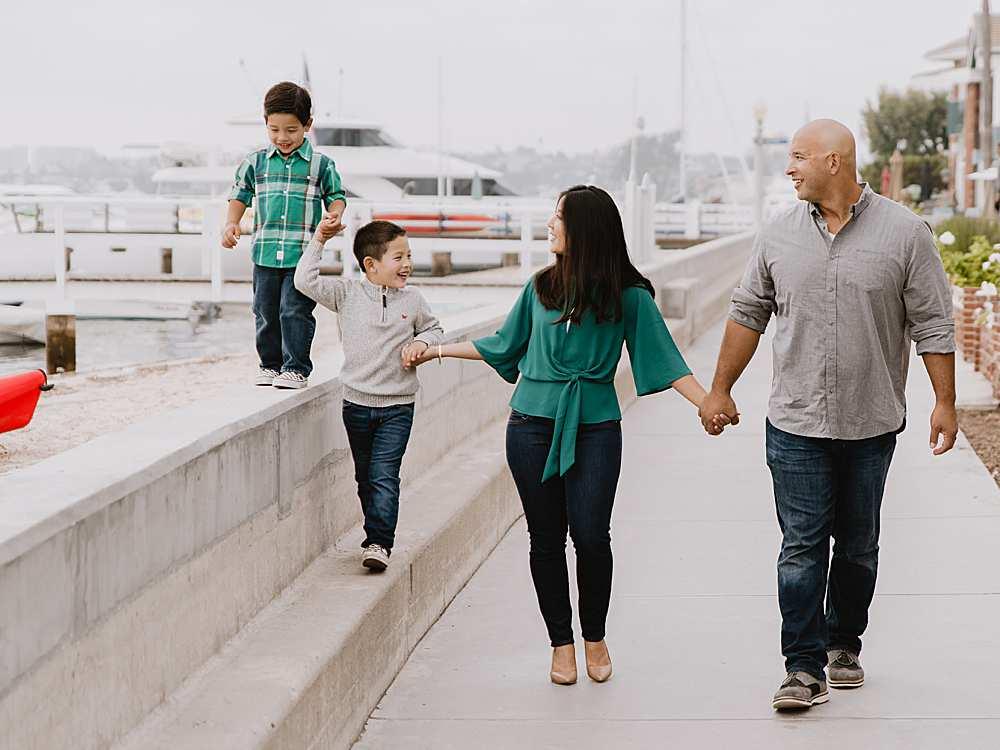 Newport Family Photographer Balboa Island