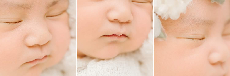 Irvine Newborn photographer